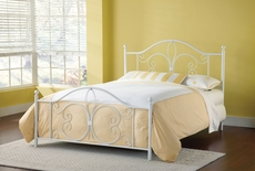 Hillsdale Furniture Ruby Bed Queen Size