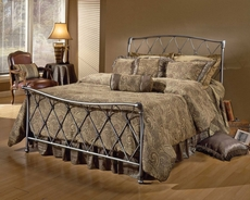 Hillsdale Furniture Silverton Bed King Size