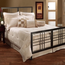 Hillsdale Furniture Tiburon Metal Bed Queen Size