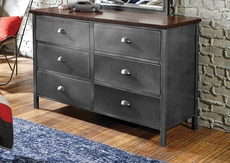 Hillsdale Furniture Urban Quarters Dresser