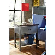 Hillsdale Furniture Urban Quarters Nightstand