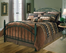 Hillsdale Furniture Willow Bed King Size