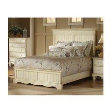 Hillsdale Furniture Wilshire Complete Bed Panel Queen Size