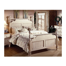 Hillsdale Furniture Wilshire Complete Bed Post Queen Size
