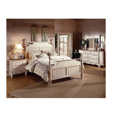 Hillsdale Furniture Wilshire 5 Piece Bedroom Set Post