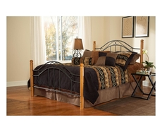 Hillsdale Furniture Winsloh Complete Bed Full Size