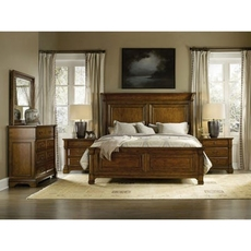 Hooker Furniture Tynecastle Queen Panel Bedroom Set