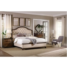 Hooker Furniture Leesburg Queen Upholstered Bedroom Set