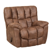 HomeStretch Cooperstown Power Rocker Recliner in Elk