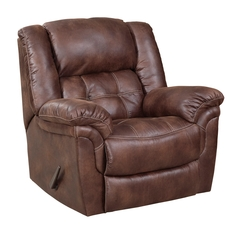 HomeStretch Frontier Power Rocker Recliner in Espresso