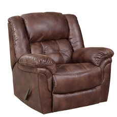HomeStretch Frontier Rocker Recliner in Espresso