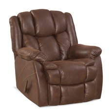 HomeStretch Renegade Rocker Recliner in Chocolate