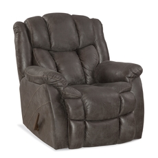 HomeStretch Renegade Rocker Recliner in Grey