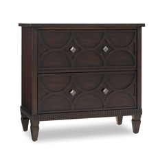 Hooker Furniture Accents Two Drawer Chest