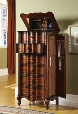 Hooker Furniture Arbor Hill French Jewelry Armoire