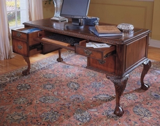 Hooker Furniture Clarendon Ball Claw Desk
