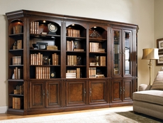 Hooker Furniture European Renaissance II Bookcase Wall