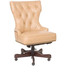 Hooker Furniture Executive Desk Chair in Surreal Jarry Tan