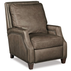 Hooker Furniture Aspen Lenado Leather Pushback Recliner