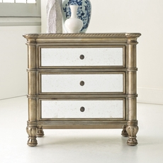 Hooker Furniture Melange Montage Bedside Chest