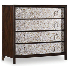 Hooker Furniture Sanctuary Avalon Mother of Pearl Chest