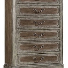 Hooker Furniture True Vintage 6 Drawer Chest