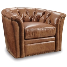 Hooker Furniture Huntington Ambrose Swivel Club Chair