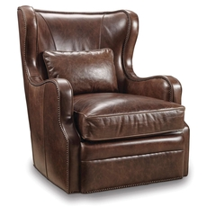 Hooker Furniture Huntington Camden Swivel Club Chair
