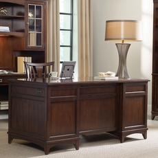 Hooker Furniture Latitude Executive Desk