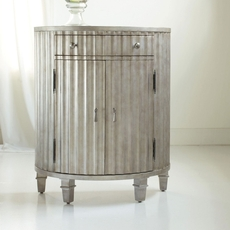Hooker Furniture Melange Fluted Demi Chest