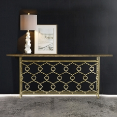 Hooker Furniture Melange Landon Hall Console