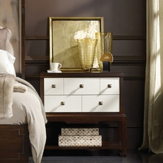 Hooker Furniture Palisade Drawer Nightstand