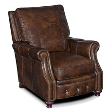 Hooker Furniture Old Saddle Cocoa Recliner Chair
