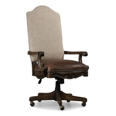 Hooker Furniture Rhapsody Tilt Swivel Chair