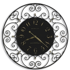Howard Miller Joline Gallery Clock