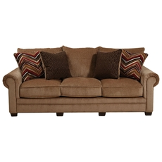 Jackson Anniston Sofa in Saddle