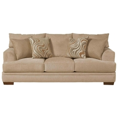 Jackson Crompton Sofa in Latte and Dune