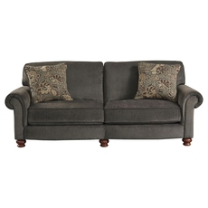 Jackson Downing Loveseat in Charcoal