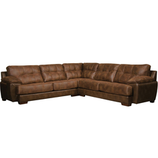 Jackson Drummond Sectional in Sunset