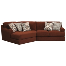 Jackson Malibu Sectional in Adobe - You Choose the Configuration