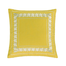 Echo Design Jaipur Euro Sham in Yellow by JLA Home