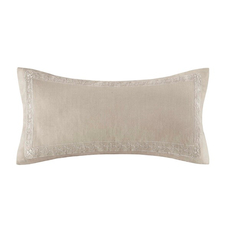 Echo Design Odyssey Oblong Pillow in Ivory by JLA Home