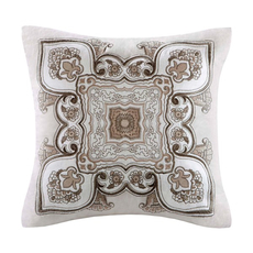 Echo Design Odyssey Square Pillow in Multi by JLA Home