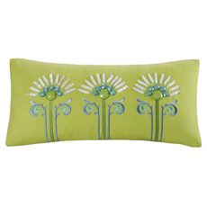 Echo Design Sardinia Oblong Pillow in Green by JLA Home
