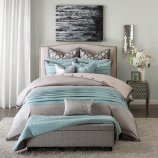 Hampton Hill Tranquility Comforter Set by JLA Home