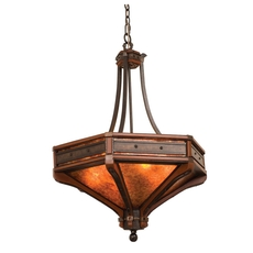 Clearance Kalco Aspen 6-Light Foyer Pendant OVFCR011822