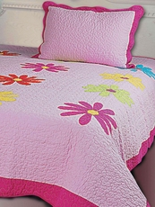 Hallmart Dailey Quilt Set