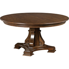 Clearance Kincaid Portolone 60-inch Stellia Pedestal Dining Table