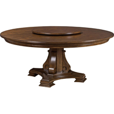 Clearance Kincaid Portolone 72in Stellia Pedestal Table