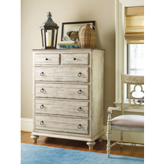 Kincaid Weatherford Hamilton Chest in Cornsilk